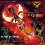 """史特拉汶斯基:火鳥 ( 180 克 LP ) <br>安塞美 指揮 瑞士羅曼德管弦樂團<br>Stravinsky: """"The Fire Bird""""<br>Ernest Ansermet / L'Orchestre de La Suisse Romande"""