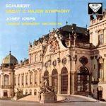 舒伯特:第九號交響曲『偉大』(180克 LP)<br>克利普斯 指揮 倫敦交響樂團<br>Schubert: Symphony No. 9 : The Great <br>London Symphony Orchestra conducted by Josef Krips