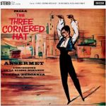 法雅:三角帽、短促的人生 ( 180 克 LP )<br>貝岡扎,演唱 / 安塞美 指揮 瑞士羅曼德管弦樂團<br>de Falla: The three-cornered Hat<br>Teresa Berganza, Orchestre de la Suisse Romande conducted by Ernest Ansermet