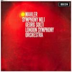 馬勒:第一號交響曲「巨人」( 180 克 LP )<br>蕭提 指揮 倫敦交響樂團<br>Mahler: Symphony No. 1  <br> London Symphony Orchestra conducted by Sir Georg Solti