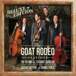 馬友友 / 迷情時刻 ( 豪華典藏版 CD+DVD )<br>The Goat Rodeo Sessions / Yo-Yo Ma、Edgar Meyer、Chris Thile、Stuart Duncan