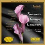 經典小號協奏曲<br> 卡羅.唐恩.仁赫特,小號 <br>Favourite Trumpet Concertos