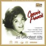 康妮.法蘭西絲:26首經典(雙層SACD)<br>Connie Francis – 26 Greatest Hits<br>(線上試聽)