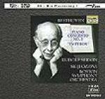 【FIM 絕版名片】貝多芬:第五號鋼琴協奏曲「皇帝」( UltraHD CD ) <br>小澤征爾 指揮 波士頓交響管弦樂團,鋼琴/魯道夫.塞金<br>Beethoven Piano Concerto No.5