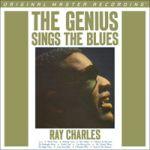 雷‧查爾斯唱藍調(超高解析度雙層SACD)<br>Ray Charles - The Genius Sings The Blues