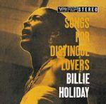 【黑膠專書 #011】比莉 哈樂黛: 獻給高貴的愛人 ( 200 克 LP )<br>Billie Holiday - Songs for Distingue Lovers